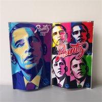 Yeni Obama Runtz Wonka Dank Gummies Kurabiye Chuchles Jungle Boys Obama Runtz Joker Up 3.5g Mylar Paket Çantası Vape Ambalaj Kuru Herb Çiçekler