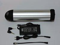 36V 48V 52V 13ah 10،4ah 16Ah 20AH ebike زجاجة مياه البطارية 750W 1000W دراجة نارية الكهربائية مع 30A BMS