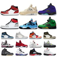 des chaussures nike air retro jordan off white sail 4 4s travis scott jordan 1 1s 5 alternate purple grape 5s femmes chaussures de basket-ball pour hommes baskets formateurs