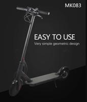 Elektrische ScooterPro Smart-E-Roller-Skateboard Mini faltbare Hoverboard Longboard Adult 45km Batterie