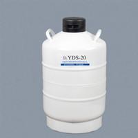 20l Flüssigstickstoffbehälter Flüssigstickstofftank dewar ln2