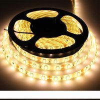 Étanche SMD5630 5730 bande LED 5 M DC12V 300LED blanc chaud blanc R G B Découpable flexible bande LED extérieur décoratif LED Light Strip