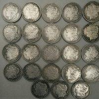 One Dollar Copy Coin America Souvenir Regalo antico US 1878 a 1921 Collezione artistica da 38mm