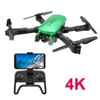 R8 4K HD Dual-Camer WIFI FPV faltbare Drone Spielzeug, Optical-Flow Lage, nehmen Foto von Gestik, Track-Flug, Auto-Follow, Altitude Hold, 3-1