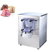 machine à crème glacée en acier inoxydable commercial 1400W machine à crème glacée machine à crème glacée dure à vendre