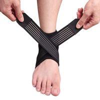 Spor Spor Ayak bileği Sıkıştırma sapanlar Ayak bileği Basketbol Basketbol Tırmanma Binme Nefes Ayarlanabilir Ayaklar Çapraz sarma