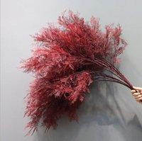 plantas 10pcs / lot Suculenta Artificial Flower Bouquet Partido da família de casamento decoração DIY Flor presente Scrapbook Box artificiais