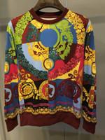 Erkek Tasarımcı Logosu Hoodie erkek Yeni Stil Hoodie Paris Marka Giyim Moda Rahat Kapüşonlu Erkek Sonbahar Tişörtü 52373