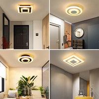 LED 천장 조명 lampara 수첩 주방 복도 욕실 연구 현대 plafon를 들어 dormitorio 디 밍이 표면 실장 (SMD, SMT) 플러시 RW298를 주도