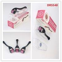 Derma Roller DRS540 Micro Nadeln Derma Roller Microneedle für kosmetische Hautpflege Körperbehandlung Edelstahl Micro-Nadellager