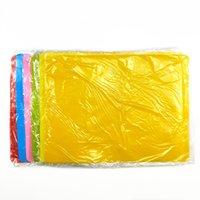 Новый цвет конфеты Силиконовые Pad Дети едят Placemat площади моды Таблица Mat 40x30cm Главная Мебель Hot Skid Доказательство 3 8qf D2