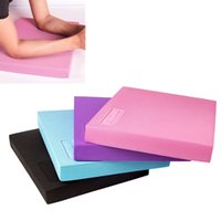 TPE Thickened Yoga Fitness Pad Flat Support Ankle Rehabilita...