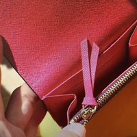 짧은 로잘리 동전 홀더 미니 Pochette M41939 Sarah 여성 지갑 지갑 컴팩트 이국적인 가죽 Emilie 지갑 카드 Victorine 41 ESGSR