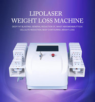 2020 professionale Lipo Laser dimagrante macchina Anti Cellulite pelle di serraggio diodo laser Lipo Fat Burning Devices Spa Salon Usa CE