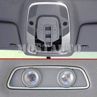 아우디 A5 S5 내부 지붕 전면 후면 독서 빛 램프 커버 트림 2,017에서 2,020 사이 2 개를 들어