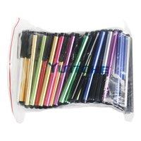 300PCS / lot العالمي بالسعة ستايلس القلم للهاتف 6 5 5S قلم اللمس لمدينة لوحي ألوان مختلفة