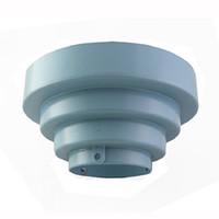 Алюминиевый Freeshipping цифровой ТВ конический скалярного кольцо конус и с держателем полосой LNB в усиливающий сигнале Голубого пластины