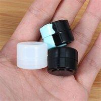 Conteneur de silicium de silicium non-bâton 5 ml de cire de cire de cire de cire de cire DAB Tool de stockage porte-huile pour vaporisateur stylo DHL gratuit
