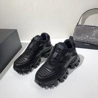Herrenschuhe Cloudbust Thunder Technical Knit Stoff Turnschuhe Frauen Light Gummi Sohle Black Platform Sneakers Top Quality Trainer EU45