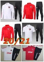 19 20 Sao paulo adult soccer jacket tracksuit 19 20 Sao paulo G.JESUS Long pull zipper football training set survetement chandal jogging