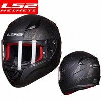 Original LS2 FF353 Schnell Full Face Motorrad-Sturzhelm-Mann-Frauen-Doppelobjektiv Capacete Ls2 Street Racing Casque Moto ECE whyN #
