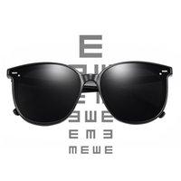 Güneş Gözlüğü Yıldız Stil Kadın Polarize GM Reçete Gözlük Güneş Shades Miyopi Diyoptri Hiperpia-1.5 -2.75 +2 Erkekler Siyah Gözlük