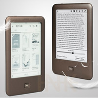 Built in Light e- Book Reader WiFi ebook e- ink 6 inch Touch S...