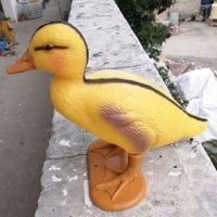 Duck realista Caça Decoy jardim flutuante Duck Pond Lawn Decor Ornaments