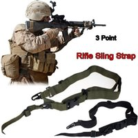 Magorui دائم التكتيكية 3 نقطة بندقية الرافعة بنجي قابل للتعديل حبال يدور الادسنس بندقية صيد الشريط
