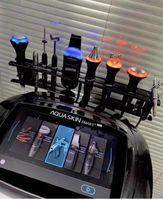 2020 Новая прибытие Салон красоты Салон, высококачественная многофункциональная машина для ухода за кожей, глубокая уборка аква-кожи