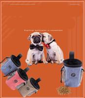 Köpek Tedavi Kılıfı Saklama Torbaları Bilekler Köpek Çuval Organizatörler Hayvan Eğitim Pet Malzemeleri Kediler Cep Besleyiciler 11 5MC C2