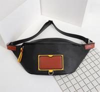 novo estilo de luxo designer bolsas bolsas dos homens do emblema Descoberta Da cintura Saco clássico do estilo de Mulheres Marca de couro genuíno Bolsas de Ombro