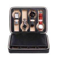 Uhrenbox Einfache tragbare High-End-Armband-Schmuck-Display-Sammlung Home Aufbewahrungsboxen
