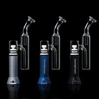 G9 Mini Henail Dabber Vape Dab Rig Cam Bipbler Balmumu Buharlaştırıcı Taşınabilir H Gitti