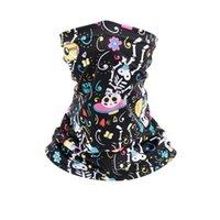 32Styles Naadloze Magic Bandana Outdoor Sports Camo Mask Rijden Hoofddeksels Hoofdband Neckwarmer Magic Sjaal Horror Skull Sjaals GGA3571