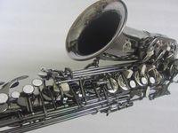 عالية الجودة جديد سوزوكي ألتو ساكسفون النيكل الأسود المهنية آلات موسيقية ساكسفون نغمة E ساكس مع لسان الحال الحرة