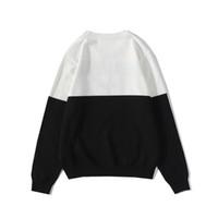 20FW letras bordado para hombre mujeres suéteres moda hombres con capucha nueva llegada sudadera sudadera hombres ropa tamaño m-2xl