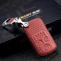 Кожаный чехол для ключей Honda Accord 2010-2013 гражданской 2012/2014 spirior 2009 / 2013r 2.4L случае держатель ключ3