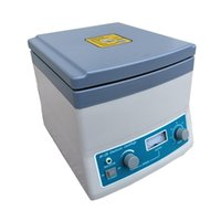 المختبرات الطرد المركزي الكهربائي 20MLX12 نوع مؤشر قابل للتعديل سرعة عالية 4000 دورة في الدقيقة للتحليل النوعي الطبي للمستشفى البلازما