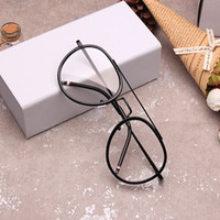 New Lovely Polit Style Ornamental Optical Glasses Fashion Sl...