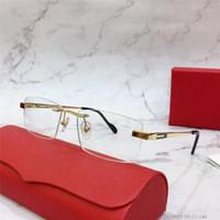 بيع نظارات إطارات، إطارات مطلية بالذهب، والمعابد البصرية خفيفة للغاية، والنظارات أسلوب عمل الرجال، والجودة العالية مع إطارات 3139925