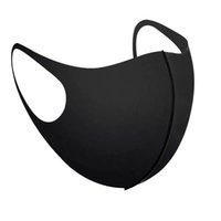 Miúdos bonitos Máscara lavável algodão dos desenhos animados Ciclismo Rosto cobrir a boca PM2.5 Anti poeira Máscara da bicicleta Windproof reutilizáveis Rosto Masque
