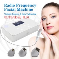 ذكي كسور آلة rf الراديو تردد الوجه رفع الجلد تشديد التجاعيد إزالة النقطة مصفوفة جهاز الجمال dhl السفينة