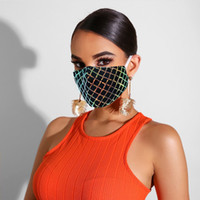 Breathable Foldable Mouth Masks Reusable Sunscreen Masks Fas...