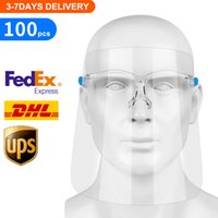Protective Face Shield , Fully Transparent Face and Eye Prot...