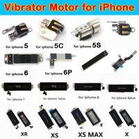 100% испытало Motor Вибратор Замена для iPhone5 6 6s 7 7P 8 X XS XSMAX XR Вибратор Шлейф мобильного телефона Малый внутренних частей
