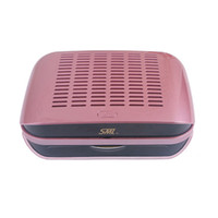40w nail art dust collector salon machine nail tool professional electric fingernail cleaner to collect dust