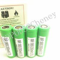 18650 VTC Probado baterías recargables mayorista VTC 4 5 25R HE4 Hg2 HE2 Rechargeble 3.6V batería libre de DHL