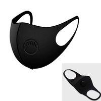 2020 Unisex Sponge Dustproof PM2.5 poluição protecção Boca Máscara Máscaras Acessórios mulheres enfrentam máscara descartável Rosto