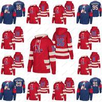 Quebec Nordiques Hoodies Nikita Zadorov Peter Forsberg Mats Sundin Joe Sakic Cale Makar Andre Burakovsky Joonas Donskoi Hockey-Trikots